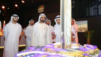 Photo of Dubai ruler will literally leave his fingerprint on city?
