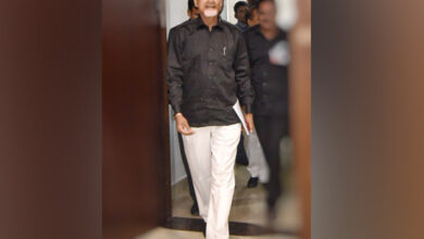 Photo of Andhra Pradesh: CM Naidu reached state assembly in the Black shirt to mark 'black day'
