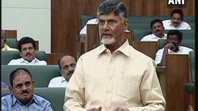 Photo of Naidu to hold agitation in Delhi, hires 2 trains for protestors