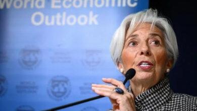 Photo of IMF chief warns of high Arab public debt