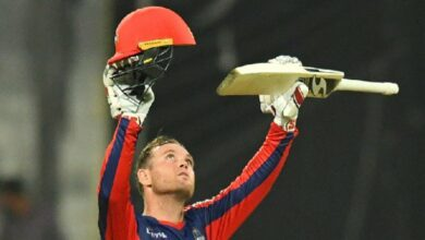 Photo of Colin Ingram becomes first foreign centurion in PSL