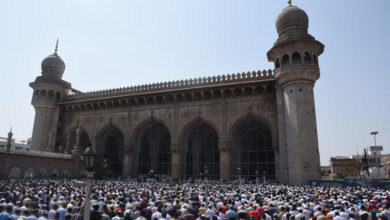 Photo of Christchurch attack impact: Security measures beefed up at Makkah Masjid Hyderabad