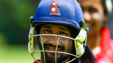 Photo of Dipendra Airee helps Nepal level T20I series against UAE