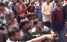 Exhibition fire: Traders Protest, Seek Compensation