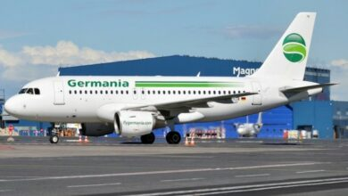 Photo of Germania airlines files for bankruptcy, halts flight ops