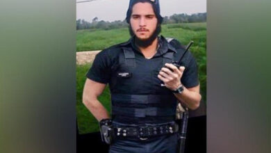 Photo of Photo of slain militant circulated by Indian media is made using an app