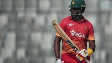 Photo of Hamilton Masakadza to lead Zimbabwe in all three formats
