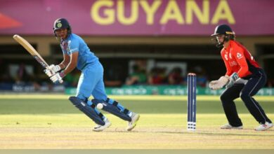Photo of IND v ENG ODIs: Harmanpreet's absence may dent Mithali's dream to avoid ICC qualifiers