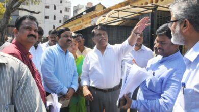 Photo of Arvind Kumar inspects Clock Towers in city, orders immediate repairs & renovation