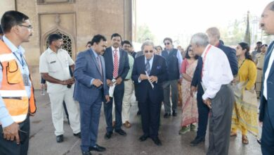 Photo of Finance Commission team visits Charminar