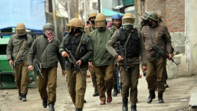 Photo of Kashmir: Four injured as forces resorted to pellet firing in Anantnag