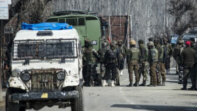 Photo of Pulwama Encounter: Army's crackdown on JeM, pictures inside