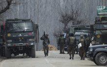 Pulwama Encounter: One militant killed, operation under way