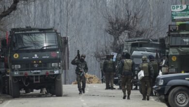 Photo of Pulwama Encounter: One militant killed, operation under way