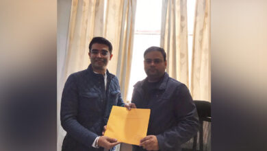Photo of Jaiveer Shergill applies for the ticket to contest from Anandpur Sahib LS seat