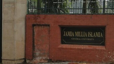 Photo of Jamia harassment row: Teachers' body slams varsity's action against Prof
