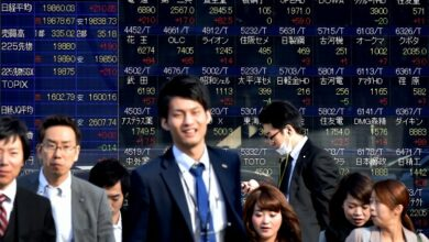 Photo of Japan's Nikkei slips at open as Dow's fall sours sentiment