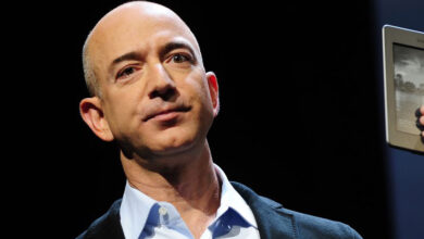 Photo of Bezos' gruelling standards revealed in Amazon's first job ad