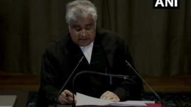 Photo of Kulbhushan Jadhav given death sentence in 'opaque trial', should be released: India to ICJ
