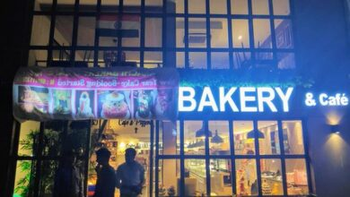 Photo of Pulwama Aftermath: Karachi Bakery forced to cover signboard after protests over its name