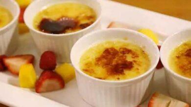 Photo of Recipe: Lemon Creme Brulee