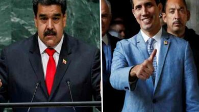 Photo of Maduro ready to meet Guaido without preconditions