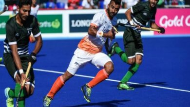 Photo of Hockey India congratulates Manpreet Singh for AHF Player of The Year award