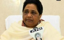 Imposing campaign ban after PM's rally unfair, EC acting under pressure: Mayawati