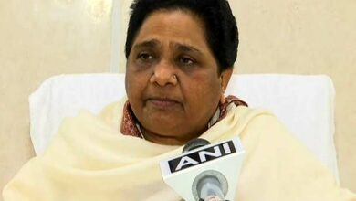 Photo of BJP-Congress government's example of state terror says Mayawati