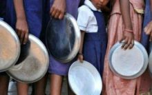 Andhra: 20 students hospitalised after consuming mid-day meal