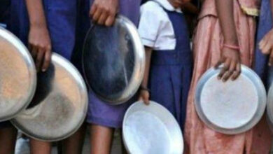 Photo of Andhra: 20 students hospitalised after consuming mid-day meal