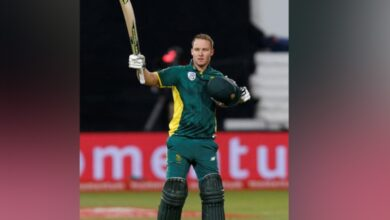 Photo of David Miller to lead Proteas for last two T20Is against Pakistan
