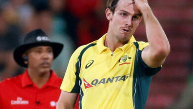 Photo of Mitchell Marsh sidelined after groin surgery
