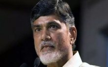 Chandrababu Naidu to stage protest over re-poll