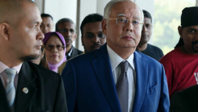 Photo of Malaysia ex-PM Najib Razak goes on trial over 1MDB mega-scandal