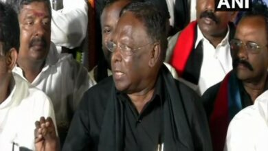 Photo of Am partially happy, says Puducherry CM after meeting Lt Governor, suspends dharna