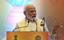 """PM Modi recalls Imran Khan's """"Son of a Pathan"""" statement, dares him to prove his words"""