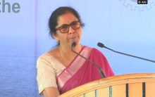 NDA govt served without a single riot, curfew: Sitharaman