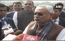 No rift with BJP, all well in NDA: Nitish Kumar