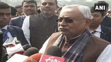Photo of No rift with BJP, all well in NDA: Nitish Kumar