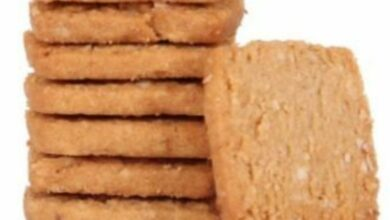 Photo of Recipe: Oats and Almond Biscuits