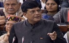 Rs 64,587 cr budgetary support for railways in 2019-20: Goyal