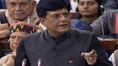 Photo of Govt laid foundation for sustained growth, better quality of life in last 5 years: Piyush Goyal