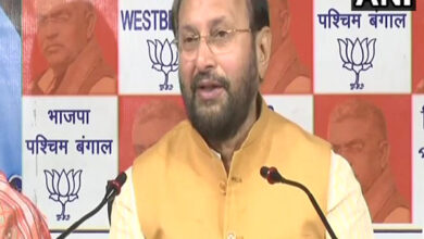 Photo of Javadekar hits out at opposition for raising questions on EVMs