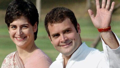 Photo of Rahul, Priyanka's UP rally cancelled over bad weather