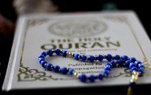 Exhibition of Unique copies of Quran at Salarjung Museum