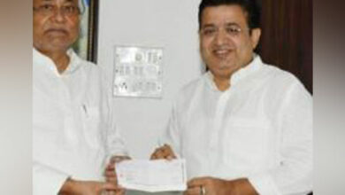 Photo of Former Railway Minister Lalit Narayan Mishra's grandson quits JD (U)