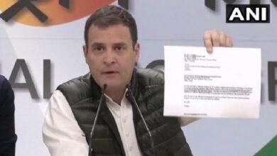 Photo of PM Modi acted as Ambani's middleman: Rahul Gandhi on Rafale row