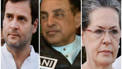 Photo of National Herald case: Sonia, Rahul's counsel begins Swamy's cross-examination