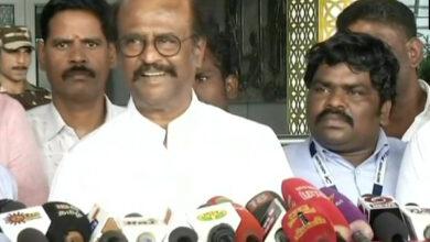 Photo of Rajinikanth meets Vijayakanth, says no political motive involved